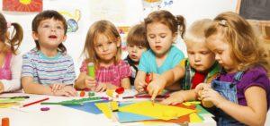 уроки творчества в детском саде