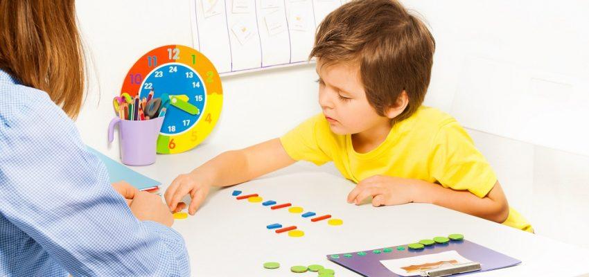 занятия для детей с аутизмом
